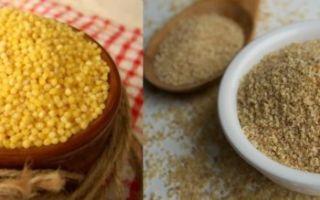 В чем разница между пшеном и пшеничной крупой