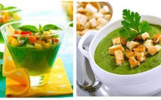 Рецепты салатов и других блюд из пророщенной пшеницей