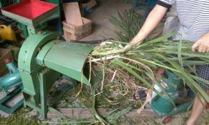 Самодельный измельчитель травы