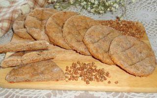 Вред и польза гречневых хлебцев
