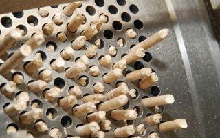 Изготовление гранулятора для комбикорма