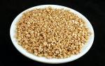 Польза и приготовление воздушной пшеницы