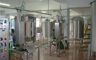 Оборудование для получения и переработки молока
