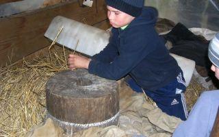 Конструкции и модели мельниц для зерна