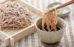 Гречневая лапша соба — как сделать в домашних условиях и рецепты с ней