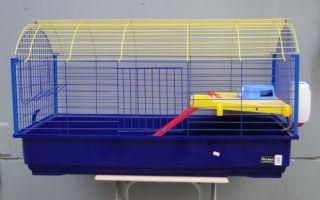 Изготовление клетки для домашнего кролика своими руками