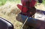 Изготовление молотилки зерна своими руками