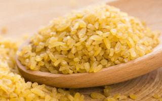 Булгур — полезная пшеничная крупа