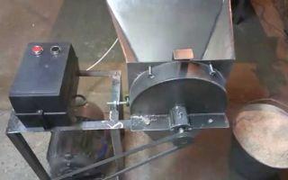 Устройство и изготовление молотковой дробилки
