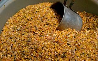 Виды дробилок для зерна