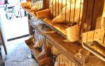 Самостоятельное изготовление кормушек для кур тяжелых пород