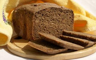 Приготовление ржаного хлеба в хлебопечке