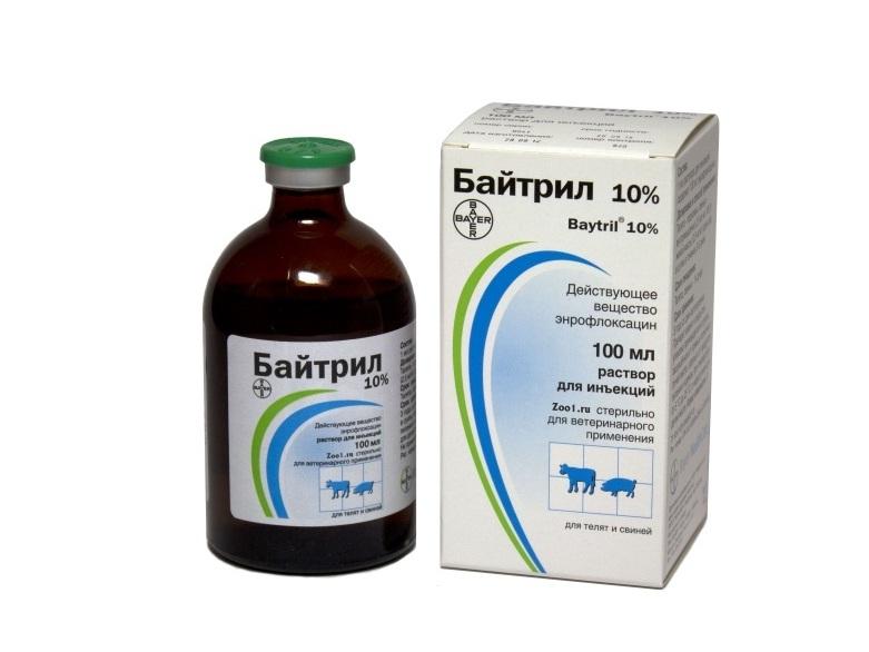 Препарат Байтрил