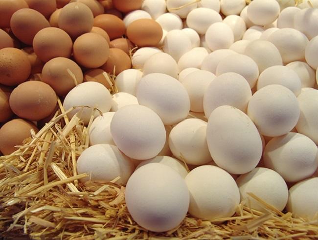 Яйца - встребованный продукт