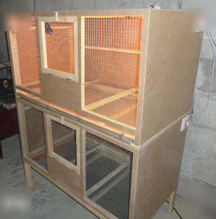 Двухэтажный брудер