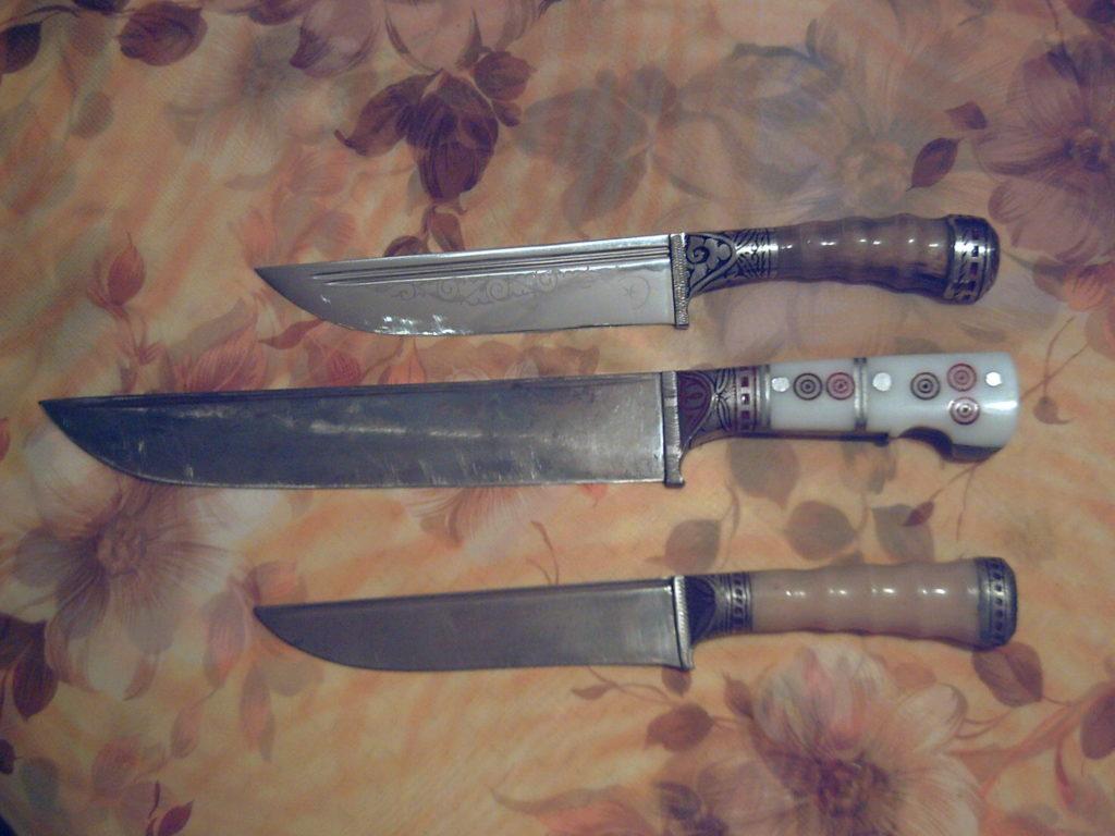 Ножи для забоя