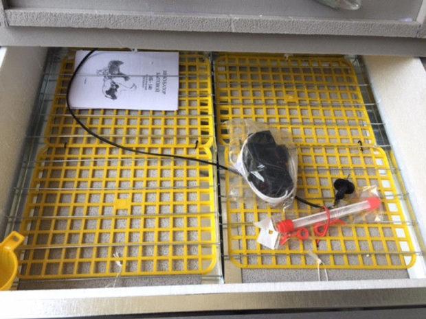 Инкубатор, модель Наседка иб 70