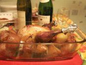 Блюдо из фазана - настоящий деликатес