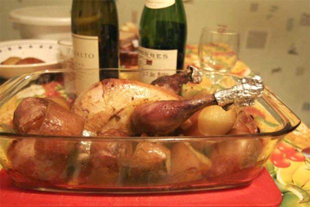 Как приготовить фазан рецепты с