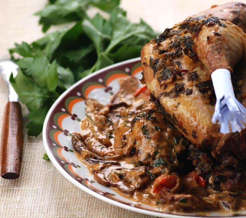 Как вкусно приготовить фазана в духовке рецепт пошагово в