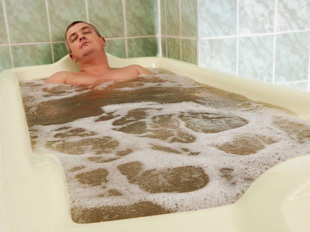 Пантовая ванна - популярная оздоровительная процедура