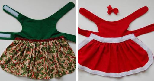 Готовые платья можно купить в зоомагазине