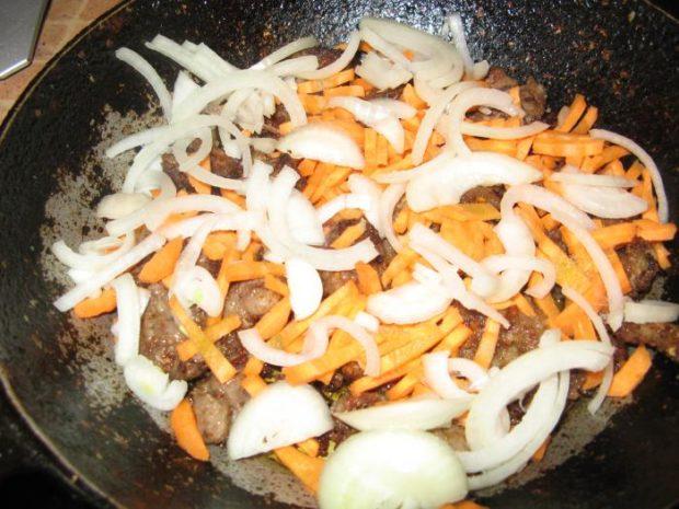 Ондатра с овощами - вкусное и полезное блюдо