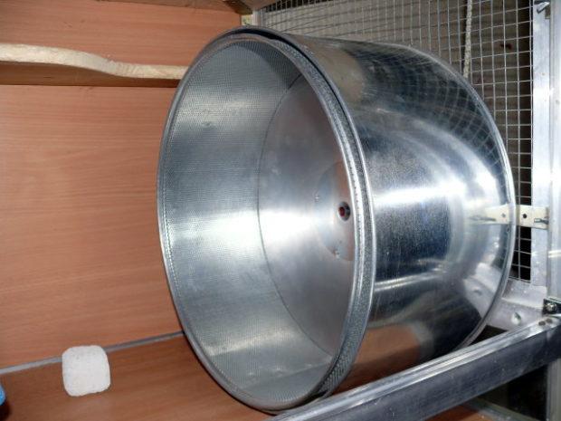 Металлическое самодельное колесо