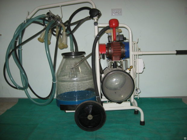 Аппарат АИД-2 на 1 корову