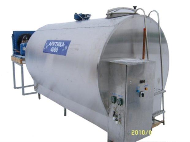 Комплект Арктика для молока