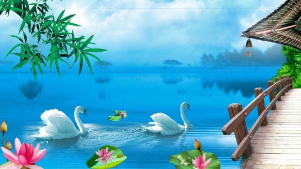 Сон с лебедями толкование