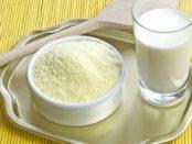 Сухое молоко - ценный продукт