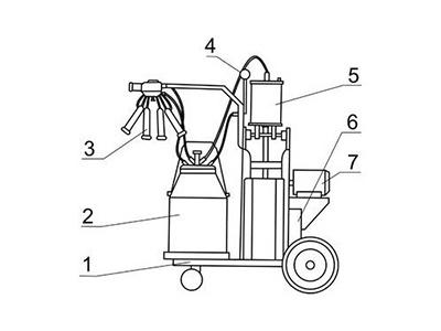 Конструкция аппарата АД-2 Фермер