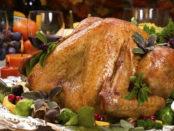 Запеченный лебедь - царское блюдо