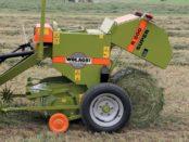 Пресс-подборщик для мини трактора