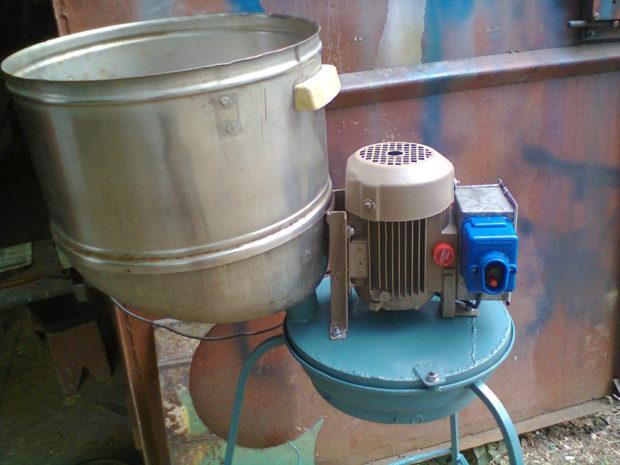 Сенорезка из стиральной машины