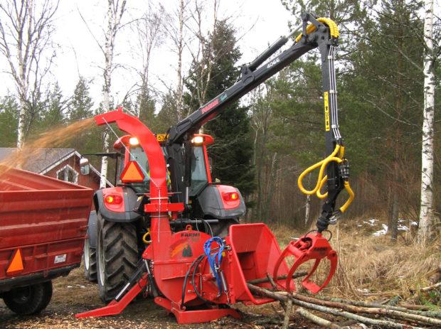 Гидроманипулятор своими руками на трактор для леса 80