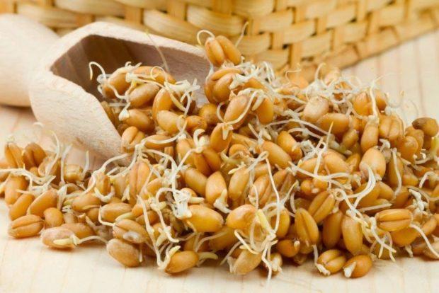 Пророщенное зерно