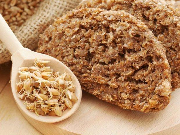Хлеб из ростков