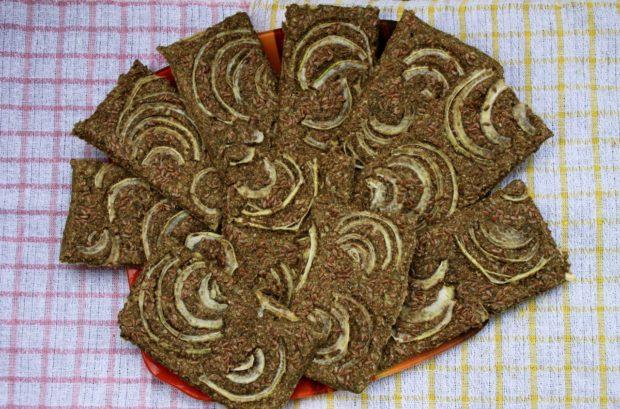 Хлебцы с тмином