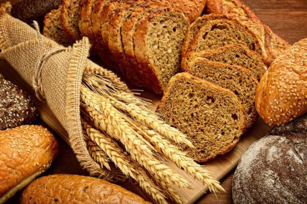 Хлеб с глютеном