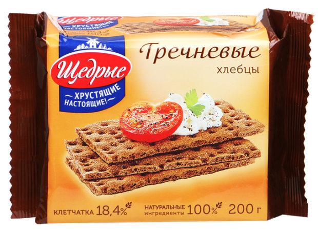 Гречневые хлебцы готовые