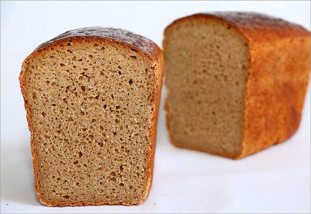Дарницкий ржаной хлеб