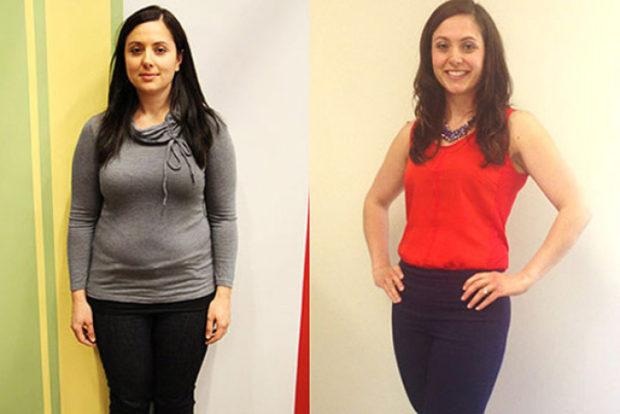 Результат гречневой диеты на 7 дней